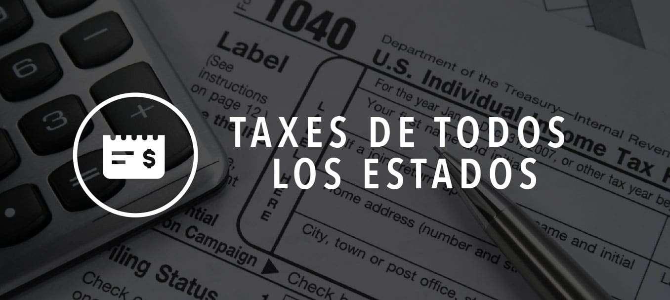 taxes de todos los estados servicios aq globall